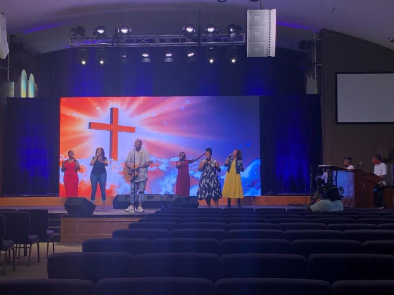 3rd Worship Service ONLINE
