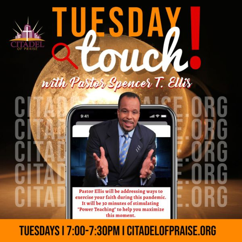 Tuesday Touch Teaching ONLINE
