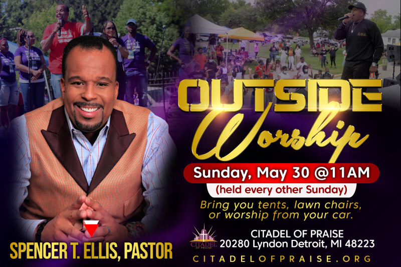 11AM Outside Lawn & Drive-in Worship